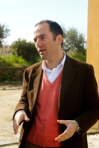 Antonio Rallo, co-owner of Donnafugata (Photo ©Tom Hyland)