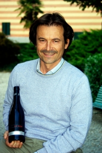 Danilo Drocco, winemaker, Fontanafredda (Photo ©Tom Hyland)